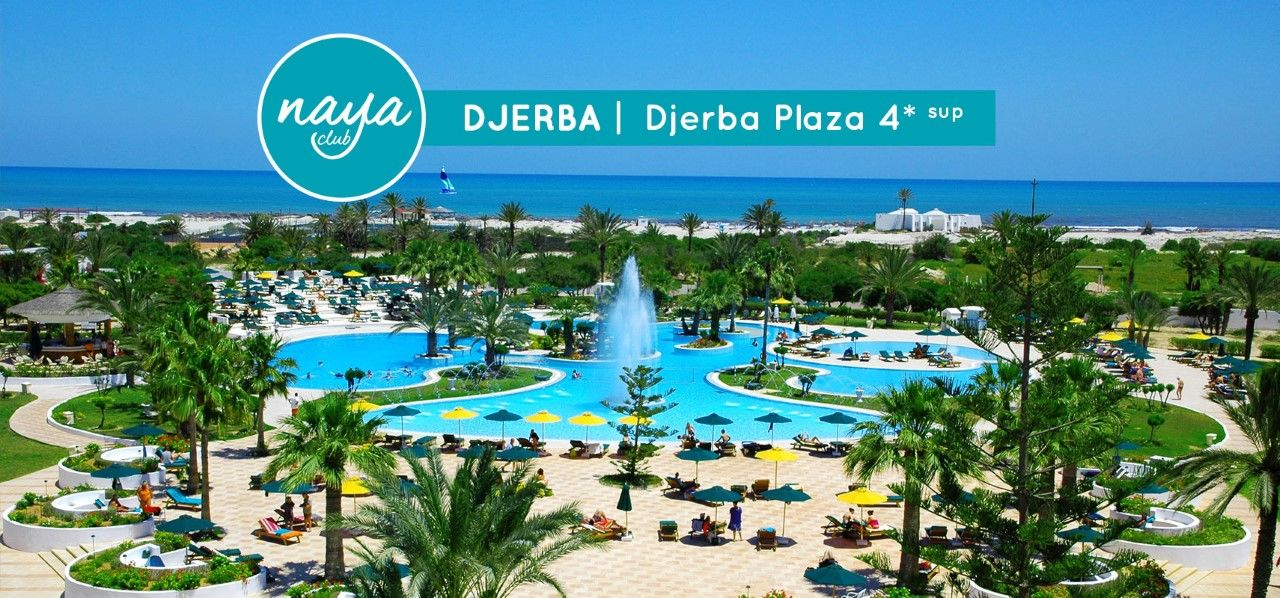 NAYA CLUB DJERBA - DJERBA PLAZA 4*sup (NL)