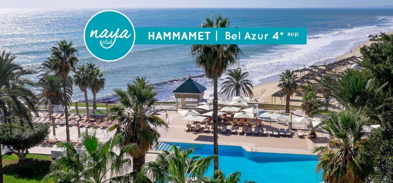 NAYA CLUB HAMMAMET - BEL AZUR 4*sup (NL)